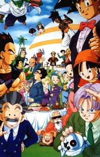 Dragon Ball Gt Party