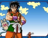 Yamcha Pual Dragon Ball
