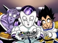 SNES giochi Dragon Ball