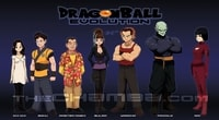 Cast Di Dragonball Evolution In Versione Anime
