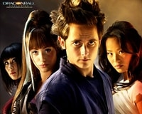 Dragonball Evolution Goku E Donne Del Cast