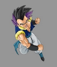 Fusion impossibile Vegeta e Trunks