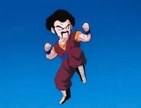 Fusione impossibile Mr. Satan e Goku