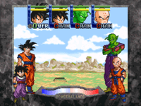 Dragon Ball Z: Legends Z Campaign