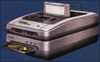 SNES-CD Sony-Nintendo