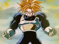 Trunks Super Saiyan Dai San Dankai