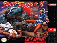 Street Fighter 2 per SNES
